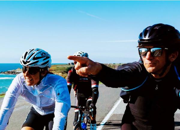 Wycieczki rowerowe z przewodnikiem rowerowym