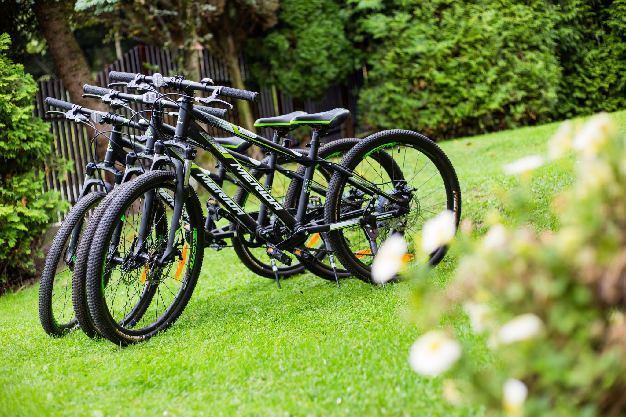 Cennik wypożyczalni rowerów MTB w Nowym Sączu
